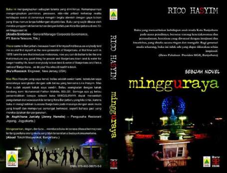 novel mingguraya rico hasyim mingguraya PRESS