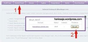 layanan hosting gratis indonesia